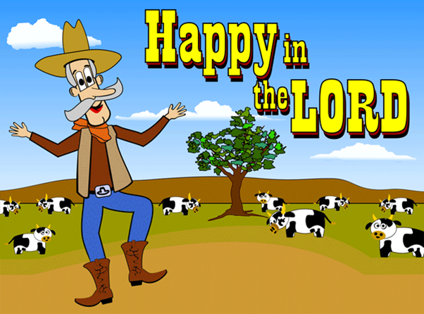 Happy In the Lord