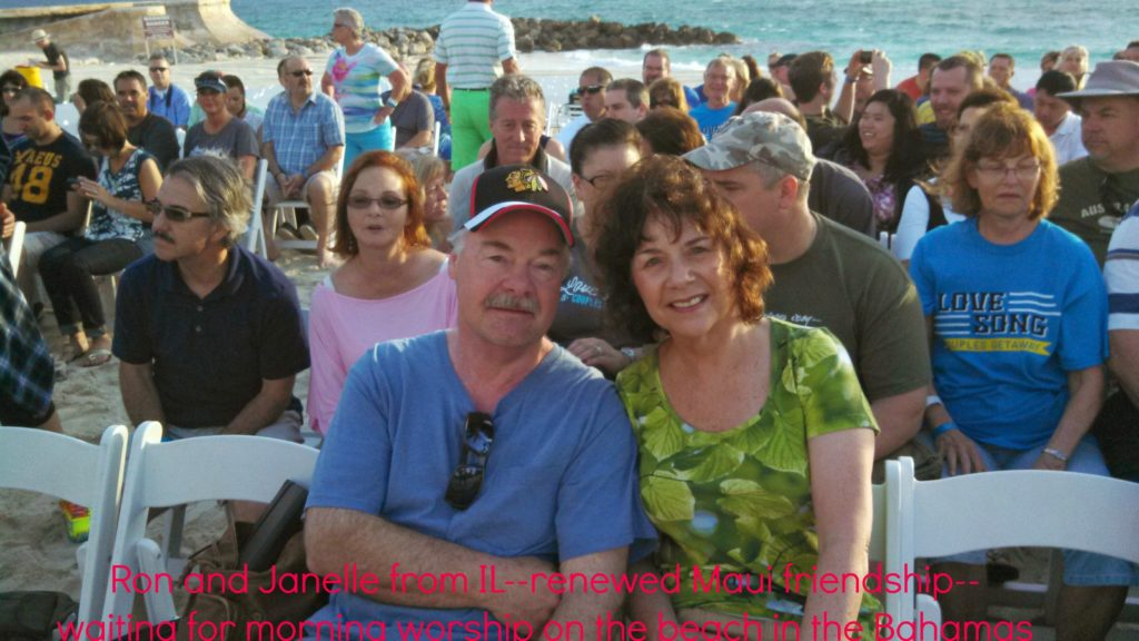 Ron and Janelle from Illinois