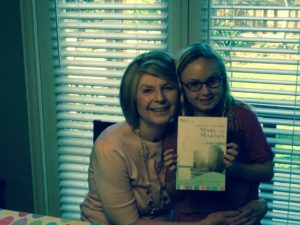 My 9 yr-old granddaughter and I are studying together Face-to-Face with Mary and Martha