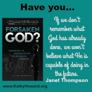 Forsaken-God Kathy Howard