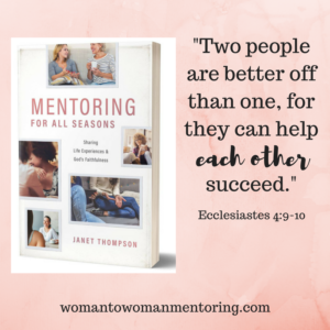 What to Do When You Don't Like Your Life Season? Find a mentor who has experienced it already and let her support and encourage you. Read some helpful tips on how to survive those unpleasant life seasons.