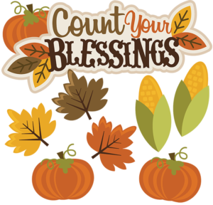 Count your blessings this Thanksgiving and Pray like Paul did in Philippians 1