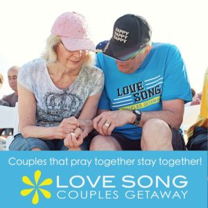 Stop the politization of prayer, couples who pray together stay together.