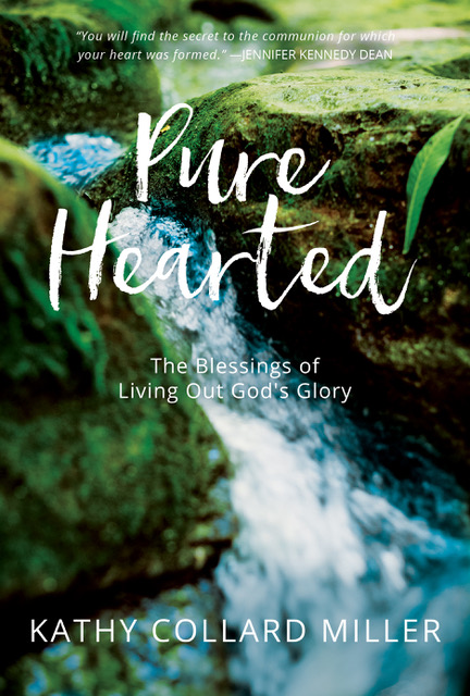 Kathy Collard Miller author of Pure Hearted discusses letting mentees suffer as God uses their trials to strengthen them.